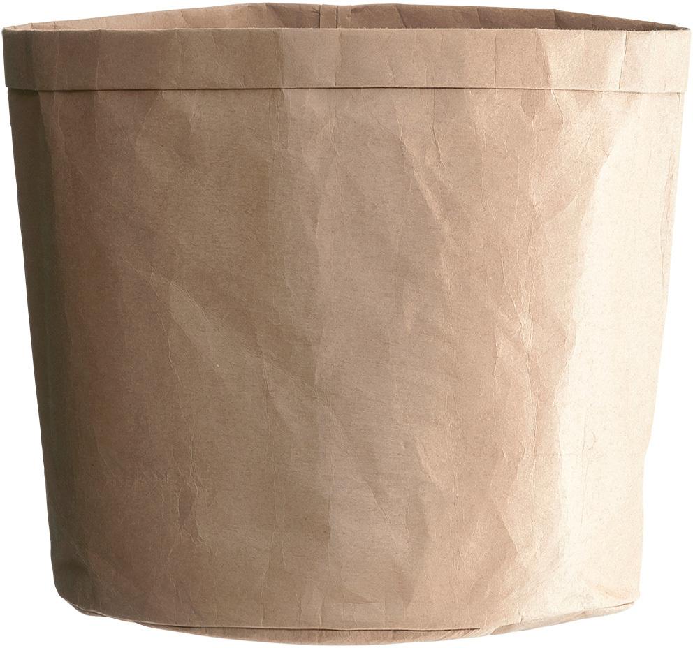 På billedet ser du variationen Opbevaring, Craft, round fra brandet House Doctor i en størrelse D: 36 cm. x H: 35 cm. i farven Brun