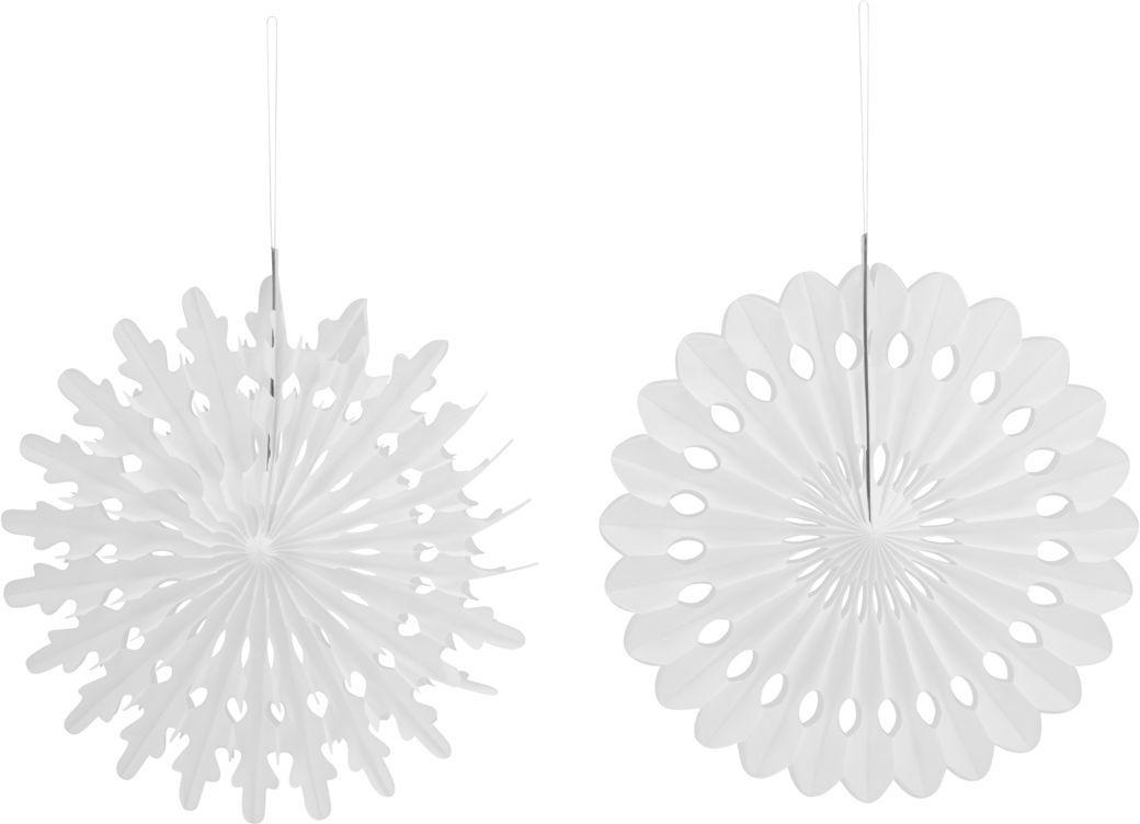 På billedet ser du variationen Ornament, Cut fra brandet House Doctor i en størrelse D: 30 cm. i farven Hvid