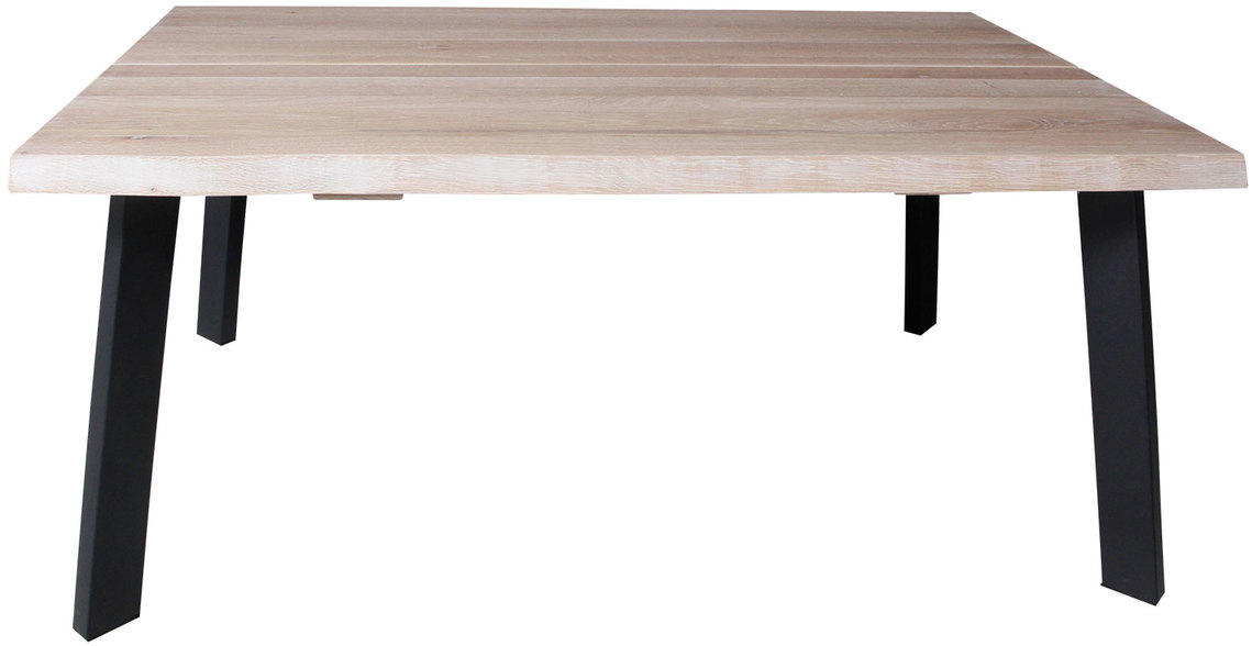 På billedet ser du variationen Sofabord, Curve sofa, B4 fra brandet Preform i en størrelse H: 47 cm. B: 80 cm. L: 120 cm. i farven Lys Natur/Sort