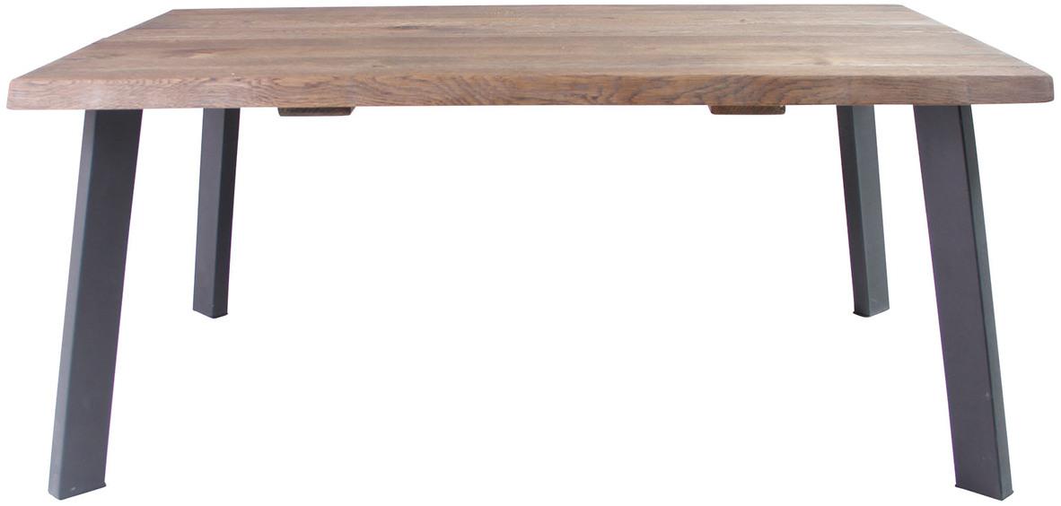 På billedet ser du variationen Sofabord, Curve sofa, B4 fra brandet Preform i en størrelse H: 47 cm. B: 72 cm. L: 110 cm. i farven Mørk Natur/Sort