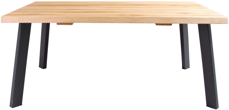 På billedet ser du variationen Sofabord, Curve sofa, B4 fra brandet Preform i en størrelse H: 47 cm. B: 80 cm. L: 120 cm. i farven Natur/Sort