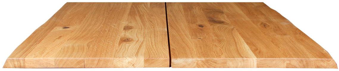 På billedet ser du variationen Plankeplade, Curve plade fra brandet Preform i en størrelse H: 3 cm. B: 72 cm. L: 72 cm. i farven Natur