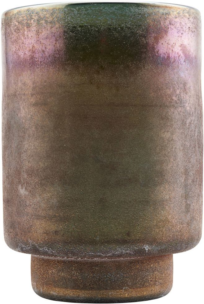 På billedet ser du variationen Planter forrest fra brandet House Doctor i en størrelse D: 15 cm. x H: 22 cm. i farven Brun