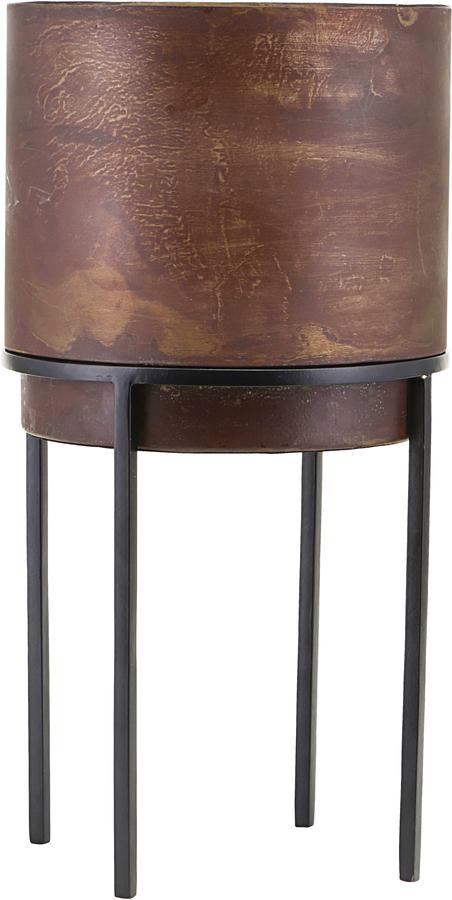 På billedet ser du variationen Potter, Nian fra brandet House Doctor i en størrelse D: 20 cm. H: 38 cm. i farven Rust