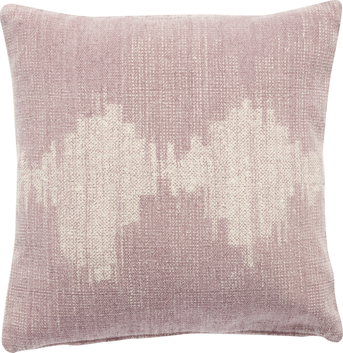 På billedet ser du variationen Pude, m/mønster, Eadwine fra brandet Hübsch i en størrelse B: 50 cm. L: 50 cm. i farven Natur/Rosa