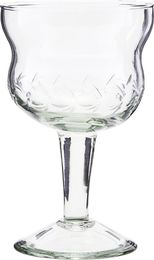 På billedet ser du variationen Rødvinsglas, Vintage fra brandet House Doctor i en størrelse D: 8 cm. H: 13 cm. i farven Glas