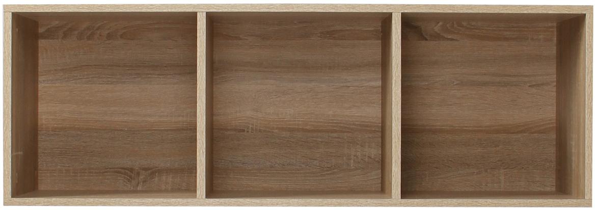 På billedet ser du variationen Rumdeler, Space 3 rooms modul fra brandet Preform i en størrelse H: 33 cm. B: 107 cm. L: 37 cm. i farven Natur