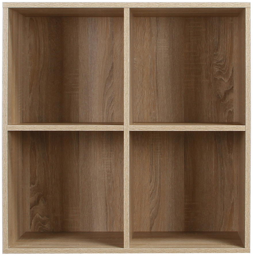 På billedet ser du variationen Rumdeler, Space 4 rooms modul fra brandet Preform i en størrelse H: 33 cm. B: 72 cm. L: 72 cm. i farven Natur