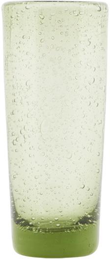 På billedet ser du variationen Universal, Shotglas fra brandet House Doctor i en størrelse D: 4 cm. x H: 10,5 cm. i farven Grøn