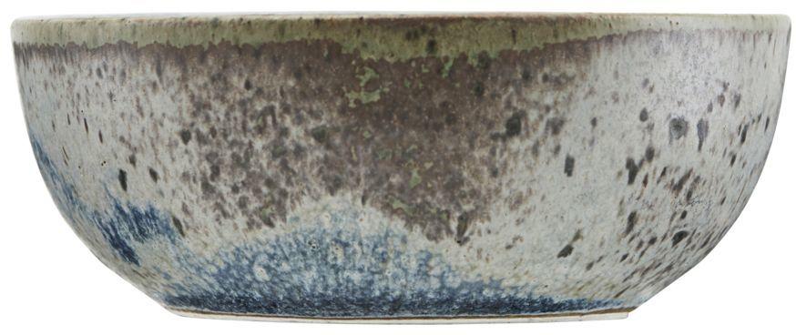 På billedet ser du variationen Skål, Diva fra brandet House Doctor i en størrelse D: 8.5 cm. x H: 3.5 cm. i farven Grå/Blå