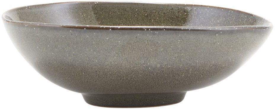 På billedet ser du variationen Skål, Lake fra brandet House Doctor i en størrelse D: 16,8 cm. H: 5,5 cm. i farven Mørkegrøn