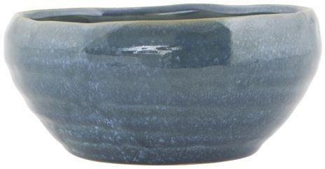 På billedet ser du variationen Nord, Skål fra brandet House Doctor i en størrelse D: 14.5 cm. x H: 6.5 cm. i farven Blå