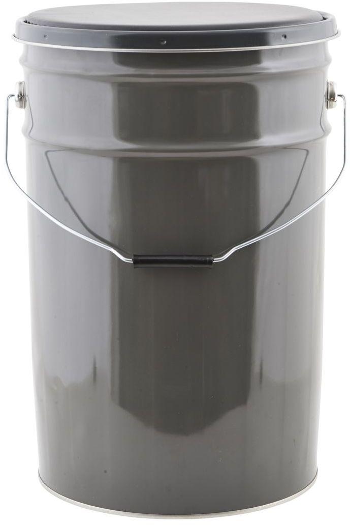 På billedet ser du variationen Skammel/opbevaring, The bucket fra brandet House Doctor i en størrelse D: 30 cm. x H: 46 cm. i farven Mørkegrå