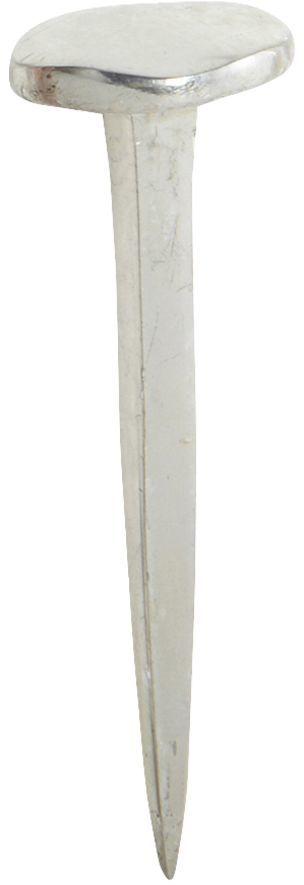 På billedet ser du variationen Forged, Søm fra brandet House Doctor i en størrelse H: 6,5 cm. i farven Sølv