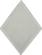 På billedet ser du variationen Spejl, Diamond fra brandet House Doctor i en størrelse H: 22 cm. B: 16 cm. i farven Grå