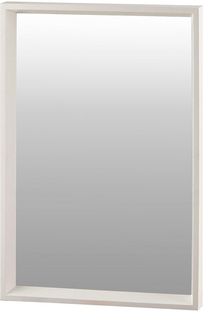 På billedet ser du variationen Pro, Spejl fra brandet House Doctor i en størrelse B: 40 cm. x L: 60 cm. i farven Hvid