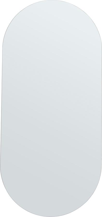 På billedet ser du variationen Spejl, Walls fra brandet House Doctor i en størrelse H: 150 cm. B: 70 cm. i farven Glas