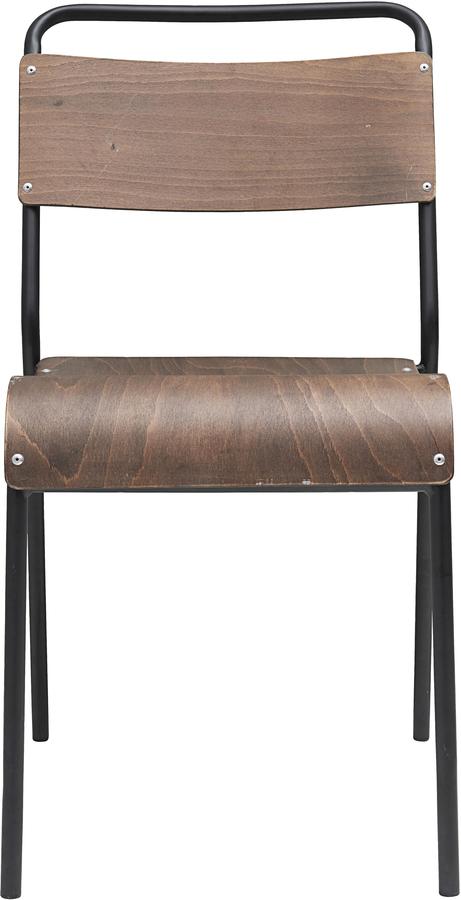 På billedet ser du variationen Spisebordstol, Original fra brandet House Doctor i en størrelse B: 41 cm. L: 41,5 cm. i farven Mørkebrun