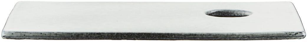 På billedet ser du variationen Rustic, Sushi tallerken fra brandet House Doctor i en størrelse 17 x 29 cm. i farven Grå/Blå