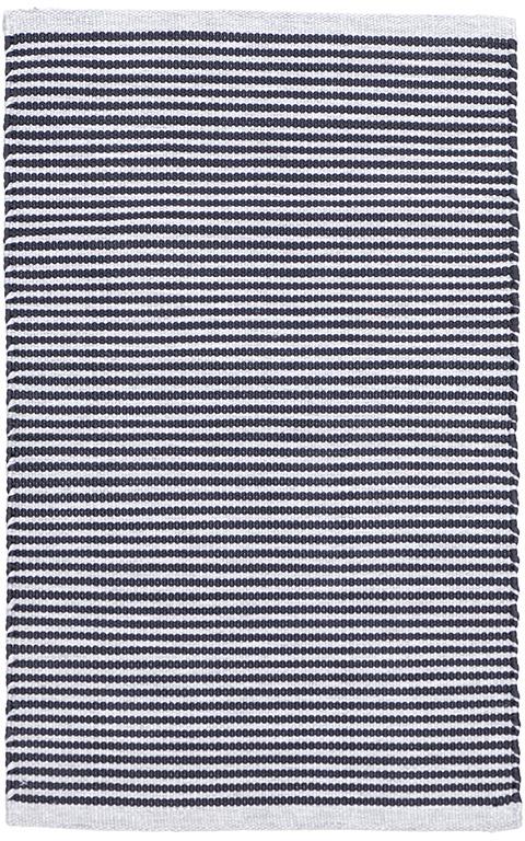 På billedet ser du variationen Tæppe, Function fra brandet House Doctor i en størrelse 60 x 90 cm. i farven Sort/Grå
