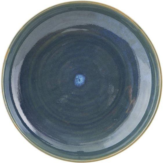 På billedet ser du variationen Nord, Tallerken fra brandet House Doctor i en størrelse D: 21.5 cm. x H: 4.5 cm. i farven Blå