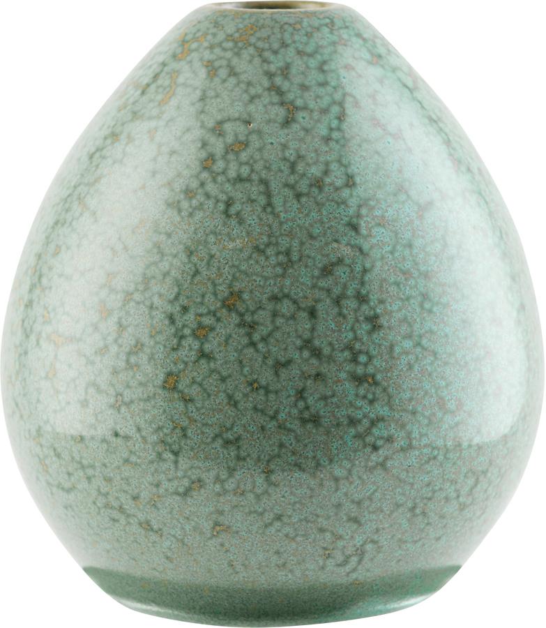 På billedet ser du variationen Vase, Baby fra brandet House Doctor i en størrelse D: 9 cm. H: 10 cm. i farven Grå/Blå