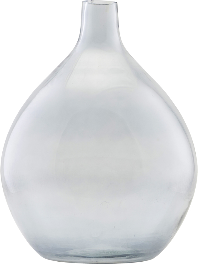 På billedet ser du variationen Vase, Baloon fra brandet House Doctor i en størrelse D: 34 cm. H: 43 cm. i farven Grå