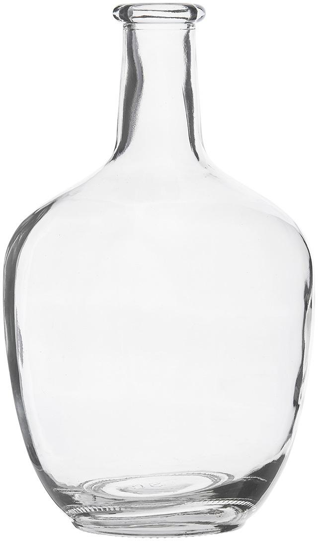 På billedet ser du variationen Glass, Vase, Slank hals fra brandet House Doctor i en størrelse D: 16,5 cm. x H: 30,5 cm. i farven Klar
