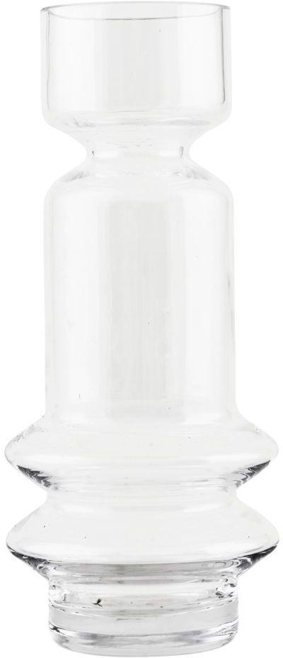 På billedet ser du variationen Sapa, Vase fra brandet House Doctor i en størrelse D: 7 cm. x H: 25 cm. i farven Klar