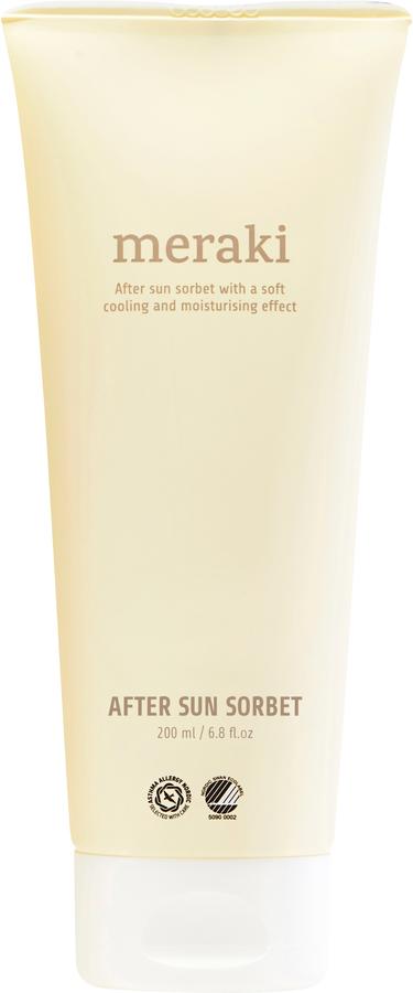 På billedet ser du variationen After sun lotion, 200 ml. fra brandet Meraki i en størrelse 200 ML. i farven Elfenben
