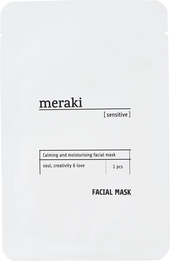 Image of   Ansigtsmaske, sensitive
