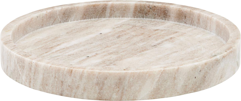 På billedet ser du variationen Bakke, marmor fra brandet Meraki i en størrelse Ø: 25 cm. H: 3 cm. i farven Beige