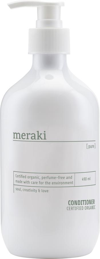 På billedet ser du variationen Balsam, Pure fra brandet Meraki i en størrelse 490 ML./ 16.5 FL.OZ i farven Hvid