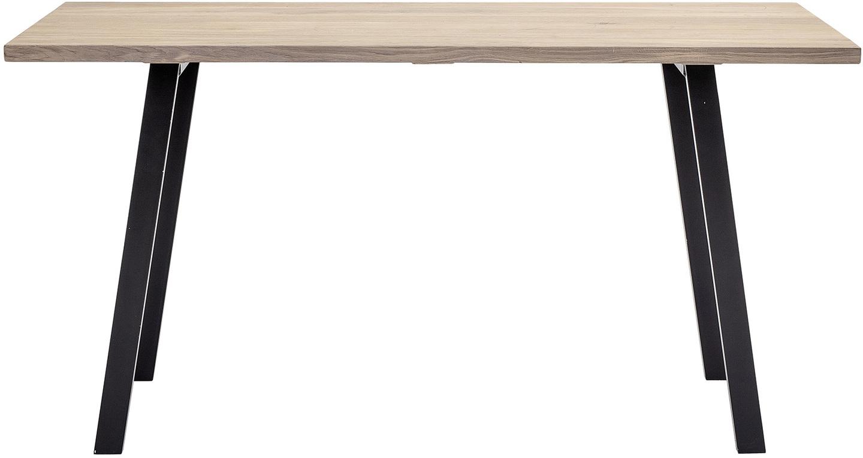 På billedet ser du variationen Skrivebord, Cozy fra brandet Bloomingville i en størrelse H: 75 cm. B: 55 cm. L: 145 cm.