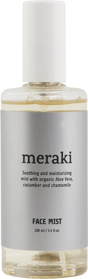 På billedet ser du variationen Facial mist, 100 ml fra brandet Meraki i en størrelse 100 ML. i farven Sølv