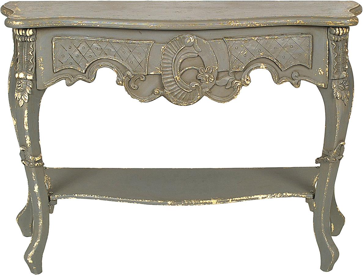 På billedet ser du variationen Konsolbord, Indo fra brandet Bloomingville i en størrelse H: 85 cm. B: 30 cm. L: 46 cm.