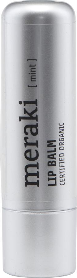 På billedet ser du variationen Læbepomade, Mint fra brandet Meraki i en størrelse 4.8 G i farven Sølv