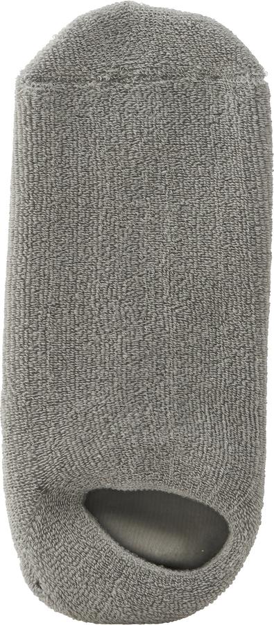 På billedet ser du variationen Moisturising sok, sæt af 2 stk. fra brandet Meraki i en størrelse 2 STK. i farven Grå