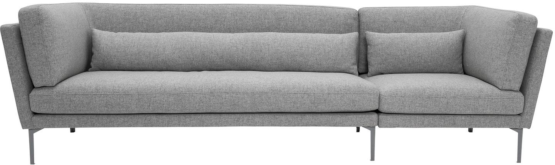 På billedet ser du variationen Sofa, Rox, Uld fra brandet Bloomingville i en størrelse H: 82 cm. B: 90 cm. L: 293 cm.