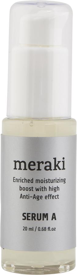 På billedet ser du variationen Serum A, 20 ml fra brandet Meraki i en størrelse 20 ML. i farven Grå