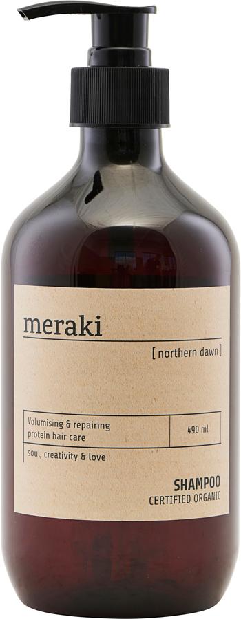 På billedet ser du variationen Shampoo, Northern dawn fra brandet Meraki i en størrelse Ø: 7 cm. H: 19 cm. i farven Sort