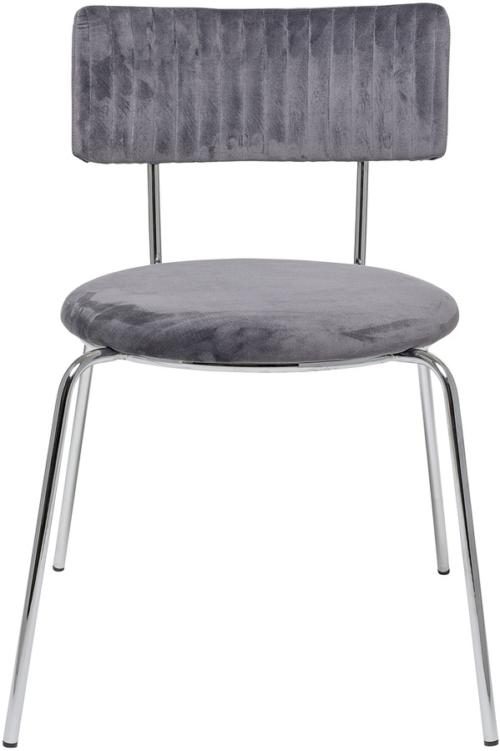 På billedet ser du variationen Spisebordsstol, Wave fra brandet Bloomingville i en størrelse H: 75 cm. B: 55 cm. L: 55 cm.