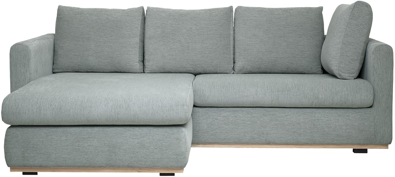 På billedet ser du variationen Sofa med chaiselong, Zane fra brandet Bloomingville i en størrelse H: 68 cm. B: 90 150 cm. L: 231 cm.