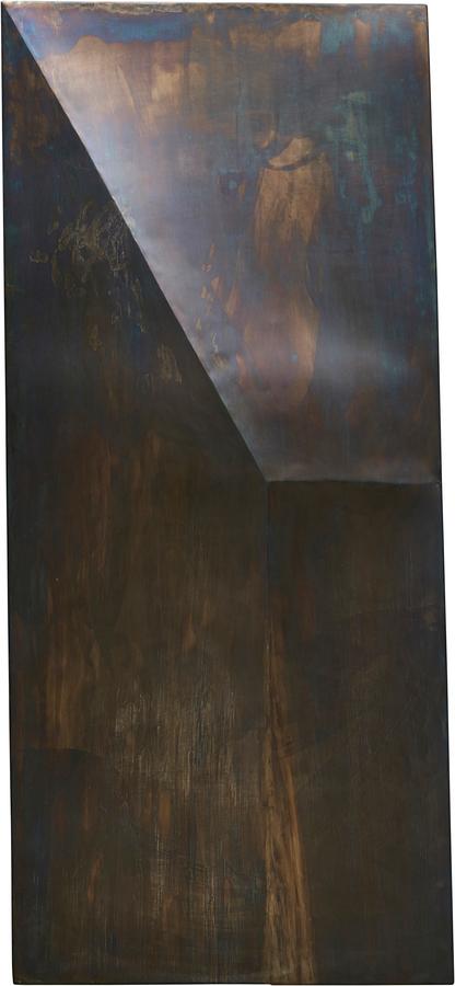 På billedet ser du variationen Wall Art, Fold Design fra brandet House Doctor i en størrelse H: 170 cm. L: 75 cm. i farven Antik Brun