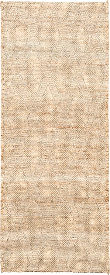 På billedet ser du variationen Tæppe, Mara fra brandet House Doctor i en størrelse B: 85 cm. L: 130 cm. i farven Nude