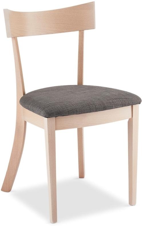 På billedet ser du variationen Forden, Spisebordsstol fra brandet Raymond & Hallmark i en størrelse H: 81 cm. B: 46 cm. i farven Lys natur
