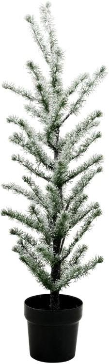 På billedet ser du variationen Juletræ, W. 70 wire LED lights fra brandet House Doctor i en størrelse H: 100 cm. i farven Natur