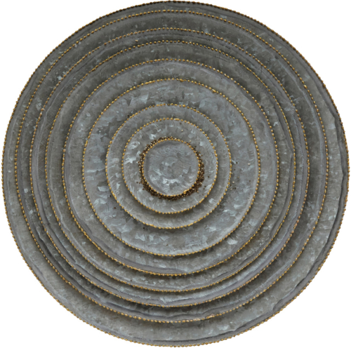På billedet ser du variationen Cozy, Bakke, Metal fra brandet Creative Collection i en størrelse D: 40,9 cm. i farven Grå