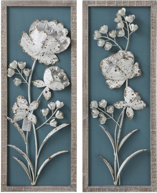 På billedet ser du variationen Jumbled Ex, Vægdekoration, Pinewood fra brandet Creative Collection i en størrelse H: 78 cm. B: 13,2 cm. i farven Grå/Hvid