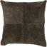 På billedet ser du variationen Cozy, Pude, Ruskind fra brandet Bloomingville i en størrelse B: 45 cm. L: 45 cm. i farven Brun